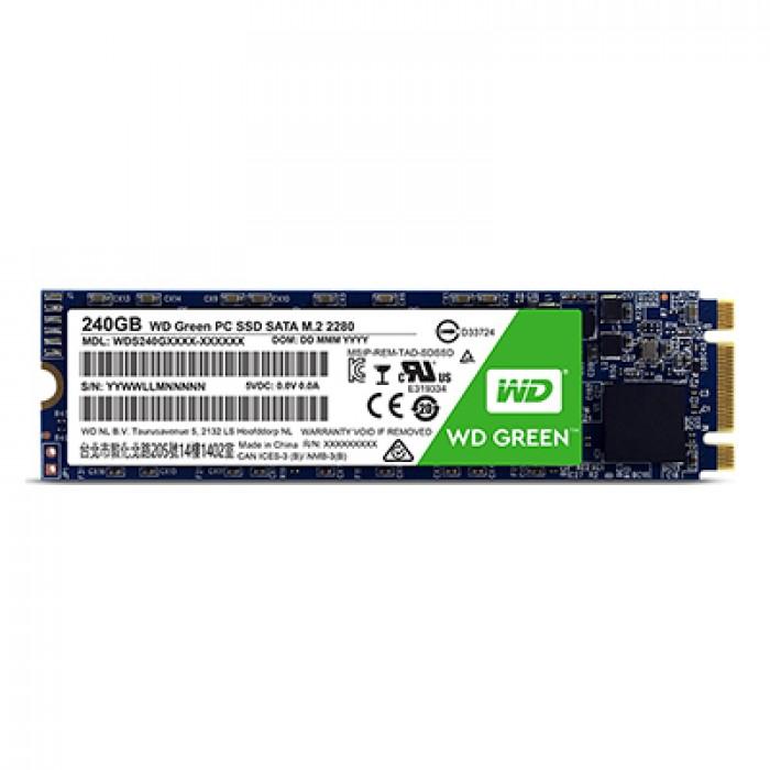 Ổ cứng SSDWestern Green240GbM2.2280 chính hãng1