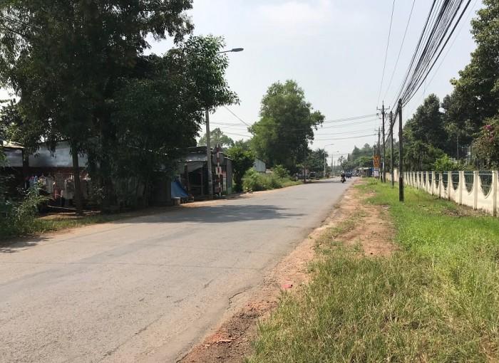 Cần Bán 3 lô đất đường Bàu Cạn, Long Thành, gần cổng số 3 sân bay, 500m2, giá 3,2tr/m2