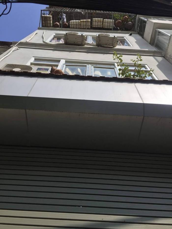 Bán nhà Khương Trung DT 46m x 3 tầng, kinh doanh nhỏ, oto đỗ cửa
