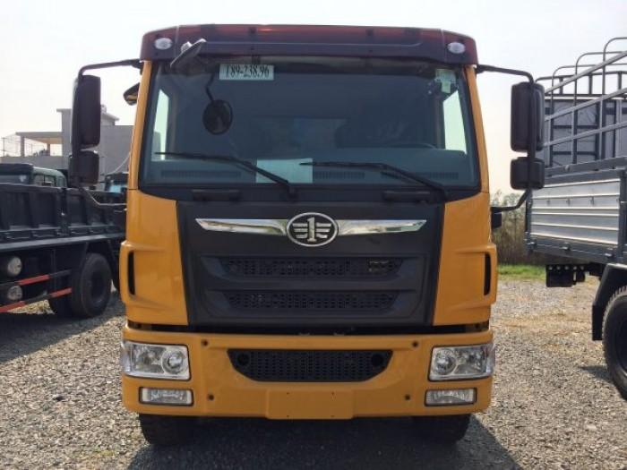 Bán xe tải Ben 8,1 tấn Trường Giang 2 cầu với giá cạnh tranh tốt nhất tại Quảng Ninh