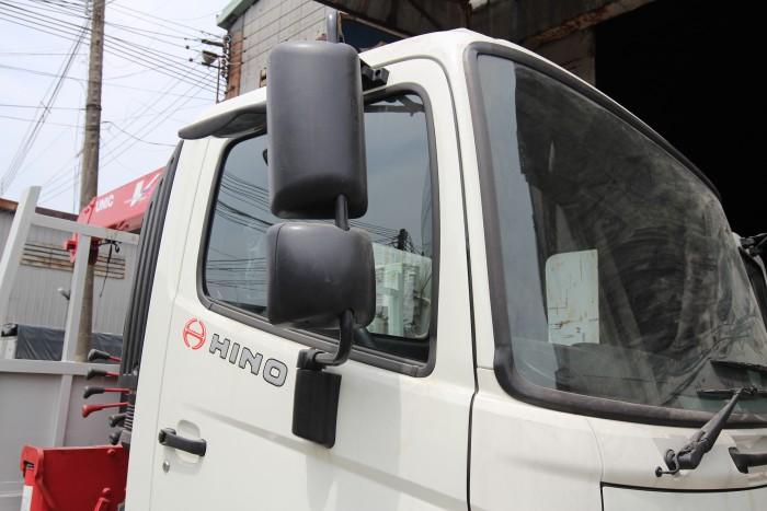 Giá xe tải Hino FC 6.4 tấn thùng mui bạt dài 6m7, trả trước 100 triệu nhận xe ngay - Gọi 0978015468 (MrGiang 24/24)