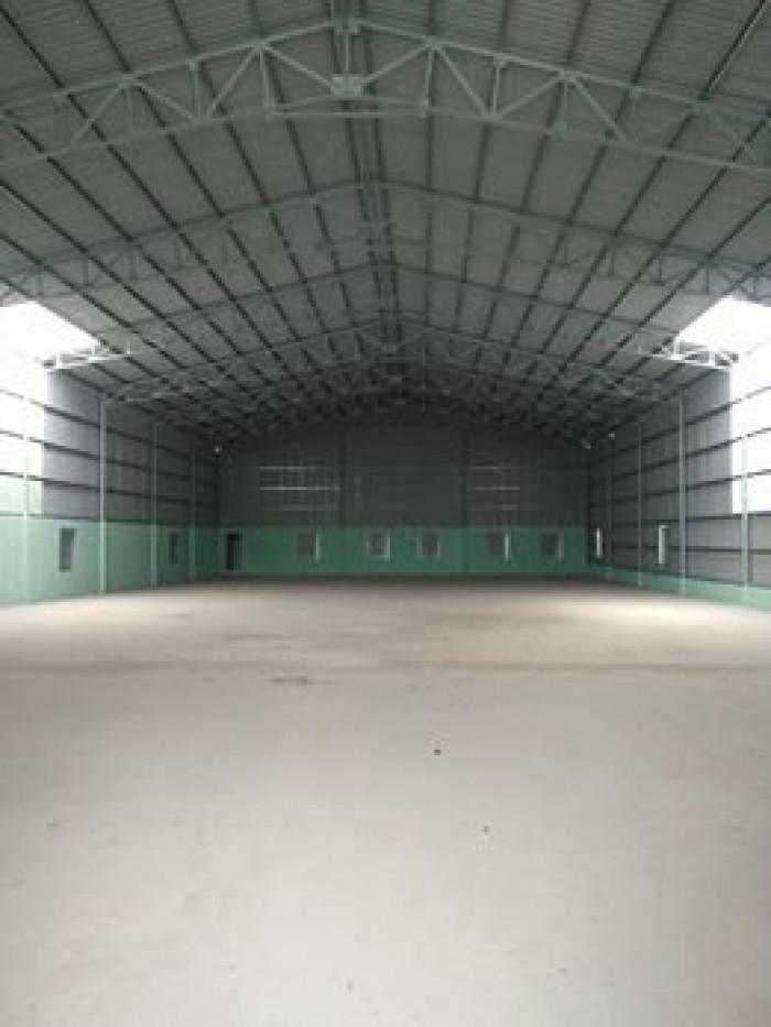 Cho thuê xưởng diện tích 130m2 mới xây tại Kiêu Kỵ Gia Lâm