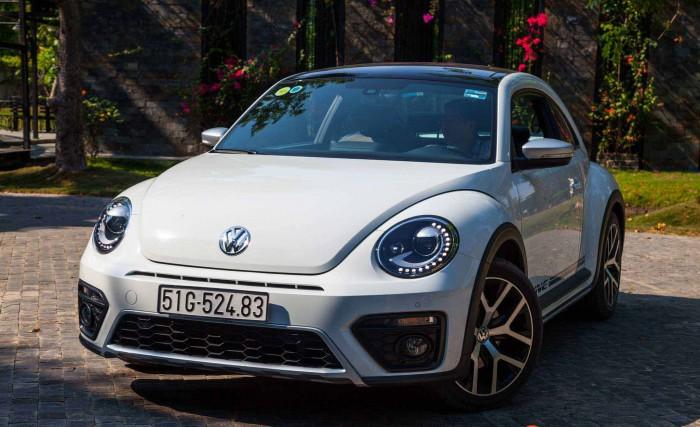 Ô Tô Volkswagen Beetle Dune MỚI NHẬP khuyến mãi lớn ! 0