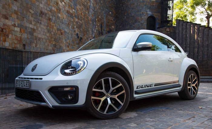 Ô Tô Volkswagen Beetle Dune MỚI NHẬP khuyến mãi lớn ! 6