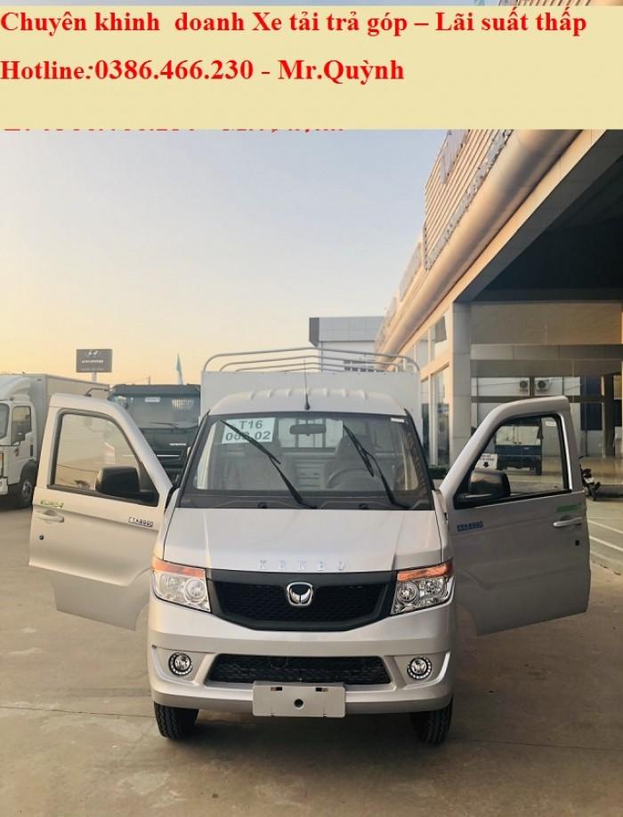 Xe Tải KenBo 990 kg/ Bán Xe Tải KenBo 990 kg/ Gía Chỉ 195 Triệu