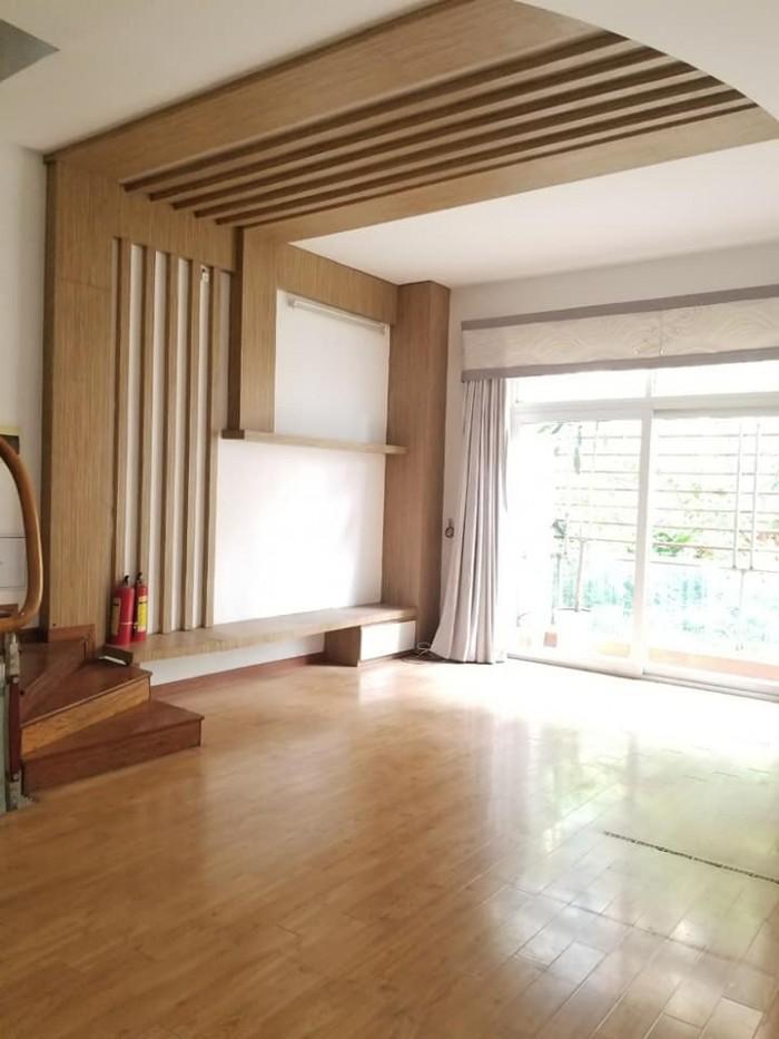 ĐẸP 55m2, 5T gara ô tô, vỉa hè, cây xanh Nguyễn Thị Định, Hoàng Ngân, Trung Hòa, Cầu Giấy