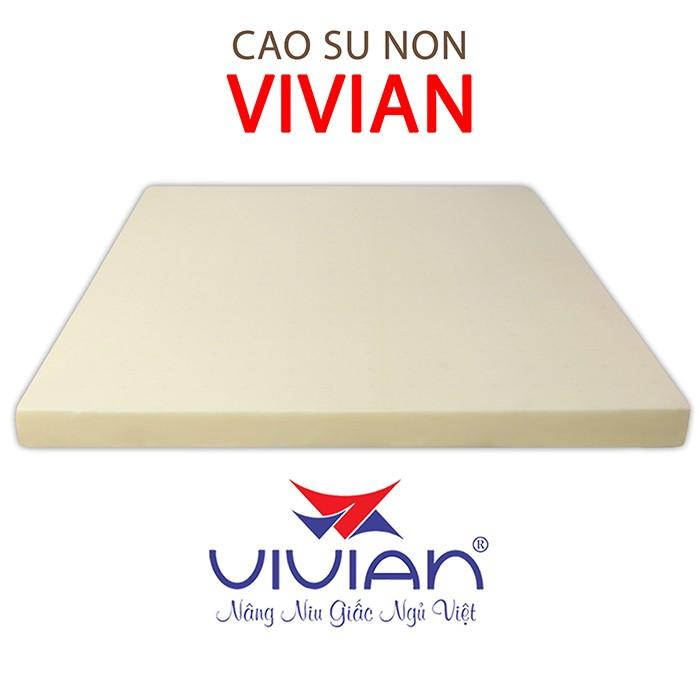 Nệm cao su non Vivian thông hơi 0021