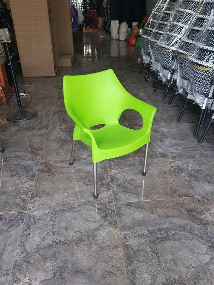 Ghế nhựa cafe mẫu mới nhất5