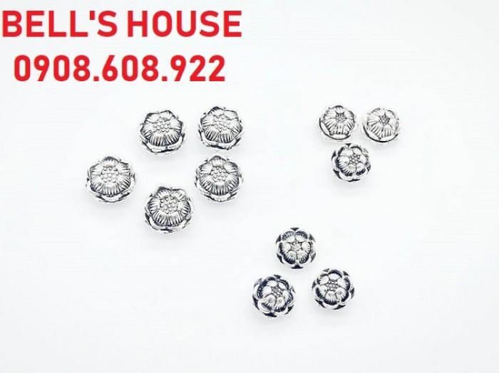 Charm Bạc 925 sỉ lẻ giá rẻ TPHCM, cung cấp giá sỉ toàn quốc Bells House Jewelry,24