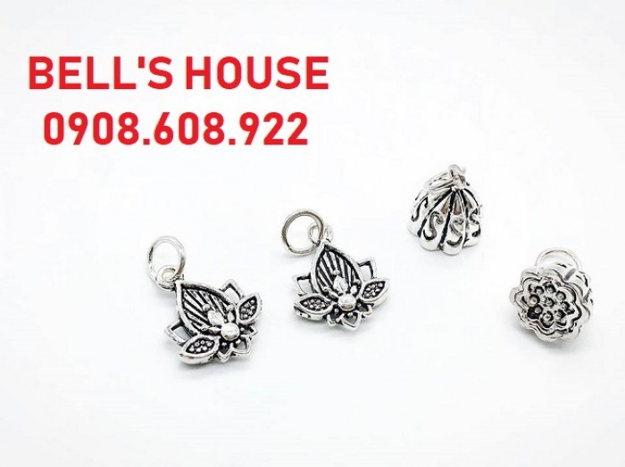 Charm Bạc 925 sỉ lẻ giá rẻ TPHCM, cung cấp giá sỉ toàn quốc Bells House Jewelry,12