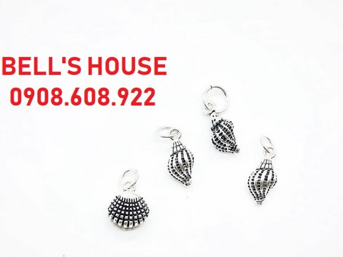 Charm Bạc 925 sỉ lẻ giá rẻ TPHCM, cung cấp giá sỉ toàn quốc Bells House Jewelry,16