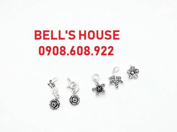 Charm Bạc 925 sỉ lẻ giá rẻ TPHCM, cung cấp giá sỉ toàn quốc Bells House Jewelry,8