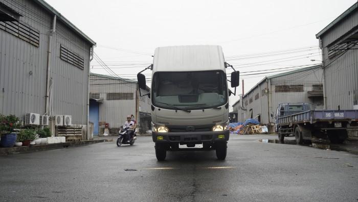 Xe tải Hino Dutro 342L thùng lửng 5 tấn, trả trước chỉ 100 triệu, giao xe ngay - Gọi 0978015468 (MrGiang 24/24)