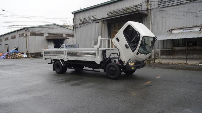 Giá xe tải Hino Dutro 342L thùng lửng 5 tấn, trả trước chỉ 100 triệu, giao xe ngay - Gọi 0978015468 (MrGiang 24/24)