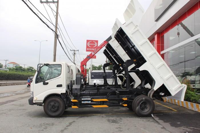 Xe ben Hino Dutro 3.5 tấn, trả trước 100 triệu giao xe ngay 7