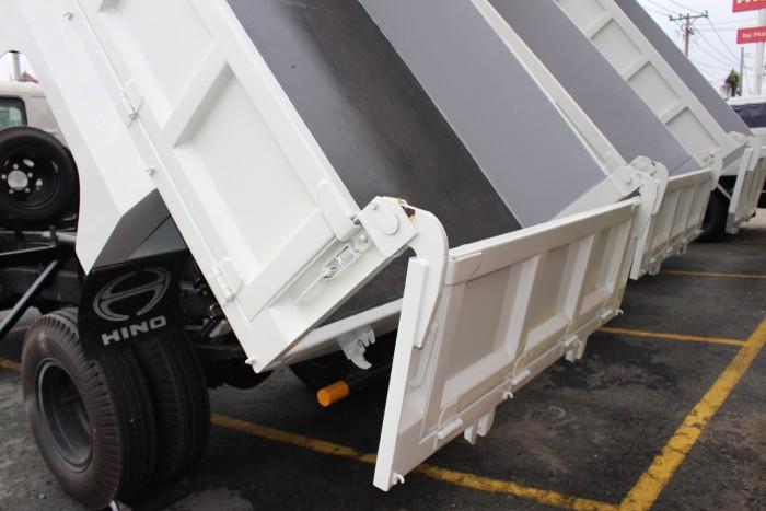 Xe ben Hino Dutro 3.5 tấn, trả trước 100 triệu giao xe ngay 6