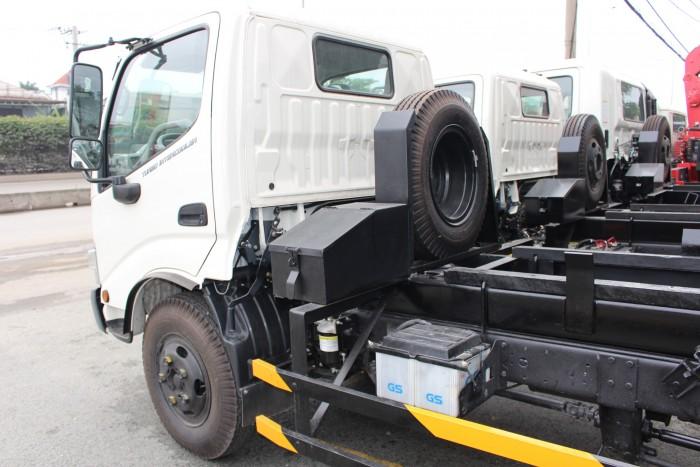 Xe ben Hino Dutro 3.5 tấn, trả trước 100 triệu giao xe ngay 3