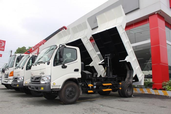 Xe ben Hino Dutro 3.5 tấn, trả trước 100 triệu giao xe ngay 2