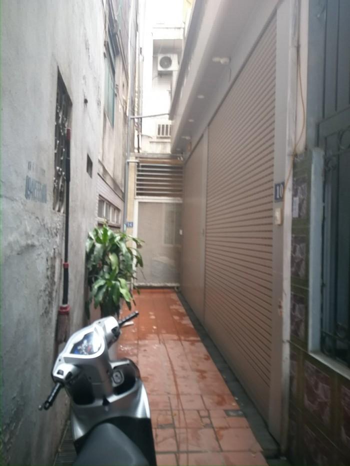 Bán nhà sát mặt đường La Thành 55m2