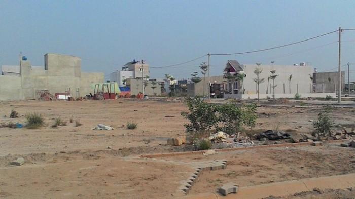 Khu dân cư mới Hóc Môn , đường số 25 ,SHR-XDTD