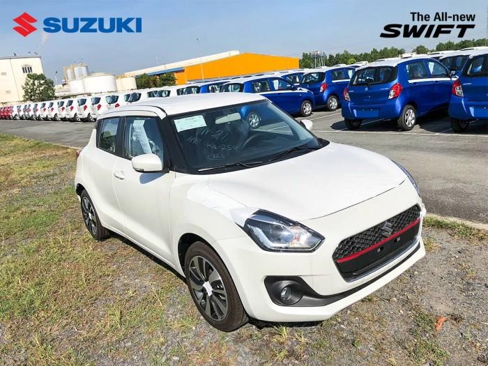 Suzuki All New Swift 2018 đã chính thức có mặt tại VN - Nhập Khẩu Nguyên chiếc - ưu tiên ký HD nhận xe ngay