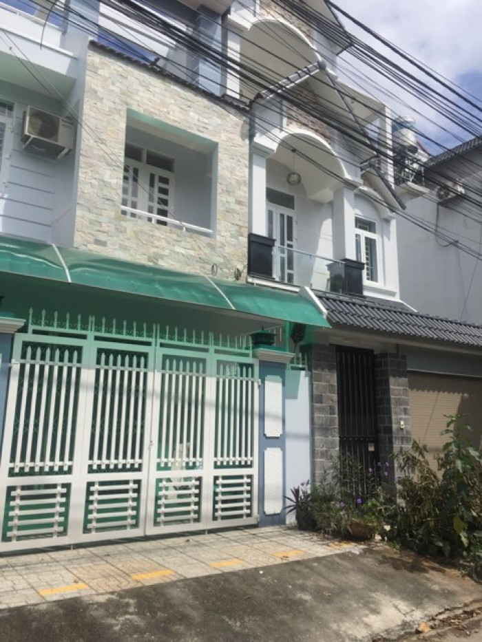 Bán nhà khu dân cư Phú Hoà Thành Phố TDM