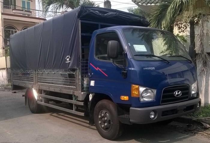 Xe tải Hyundai Mighty 110S - 7.5 tấn 2