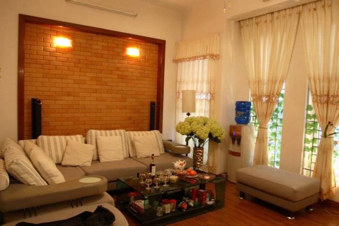 Kinh doanh,văn phòng,nhà đẹp 5 tầng Đường Trương Định,quận Hoàng Mai