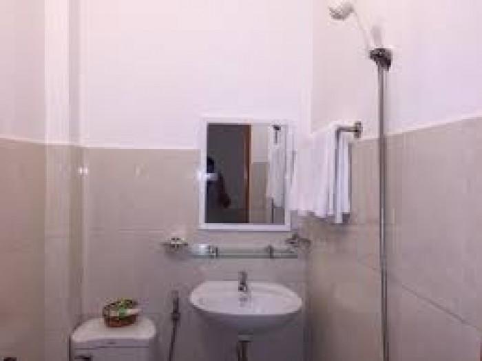 Bán căn nhà sinh đôi có nội thất đầy đủ , nhà mới hoàn thiện 100% đúc thật