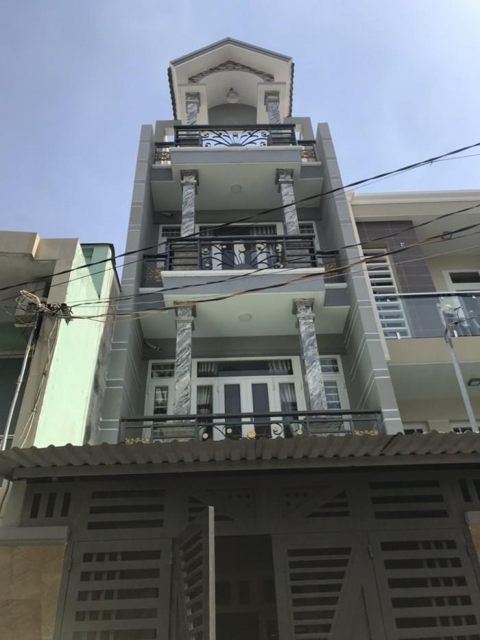 Bán Nhà MT Đường Số 10 Lê Văn Quới . Quận Bình Tân