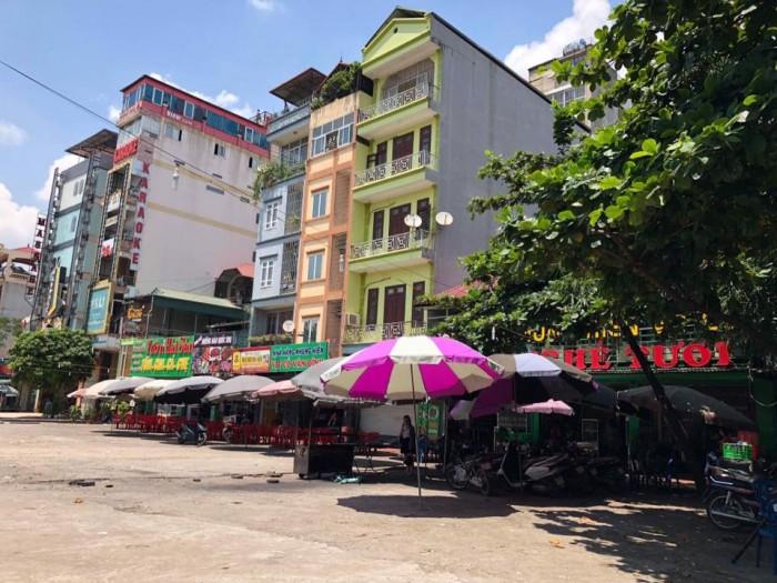 Máy hái tiền mặt phố NGUYỄN Hữu Thọ, 150m2x5T, MT 6.6M,
