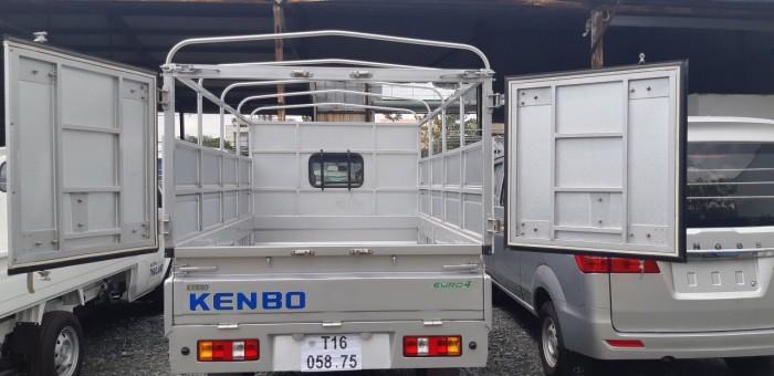 xe tải kenbo tải 990kg giá chỉ 185 triệu