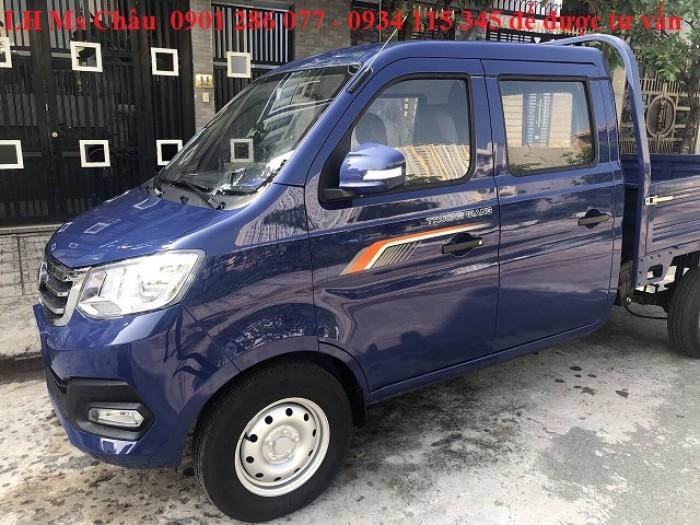 Trường Giang T3 cabin kép+ 05 chỗ ngồi+giá cực tốt+ xe có sẵn+ ô tô Tây Đô Kiên Giang