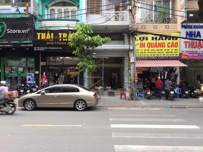 MT Trần Quang Khải. 4x17.5. Gía 22 tỷ