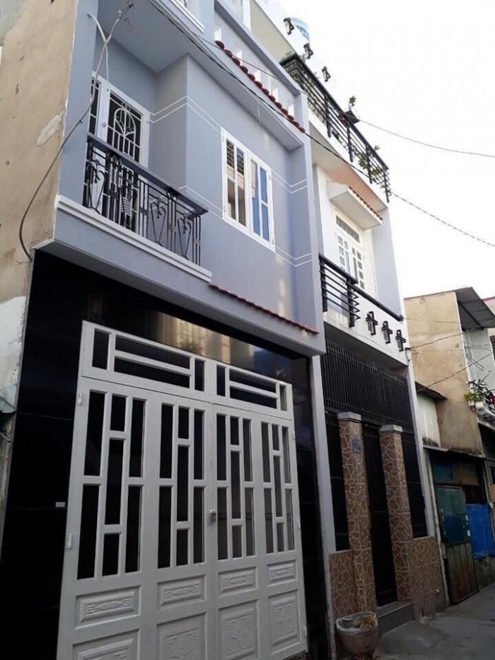 Cần Bán Nhà 1 Lầu Mới Đường Số 16a . Quận Bình Tân