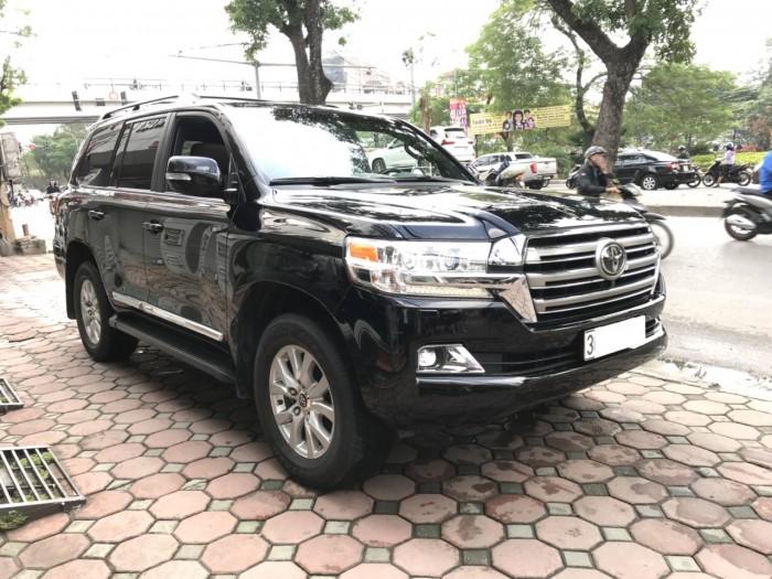 Bán Toyota Land Cruiser V8 5.7 AT đời 2016, màu đen, nhập khẩu Mỹ LH: 0982.842838 5