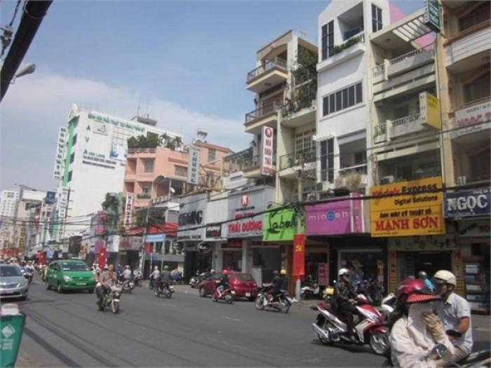 Bán nhà mặt tiền Phú Nhuận : 5,6x17m. Trệt 6 lầu thang máy . Cho thuê 62 triệu/th . Giá chỉ 21,5 tỷ
