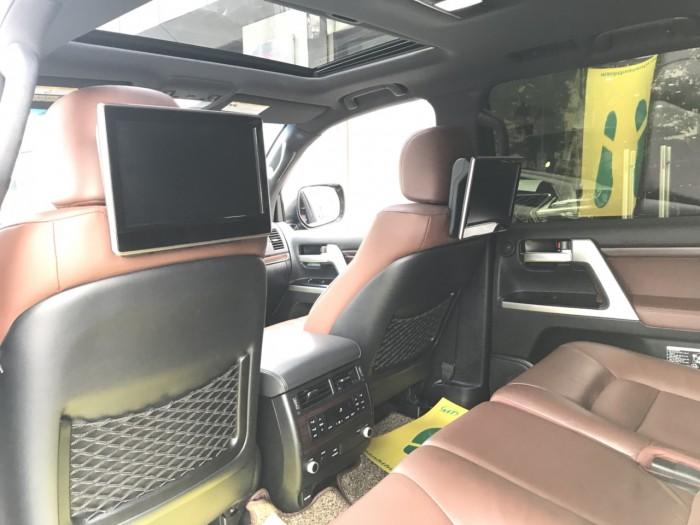 Bán Toyota Land Cruiser 5.7 sản xuất 2015, màu đen, xe nhập Mỹ 18
