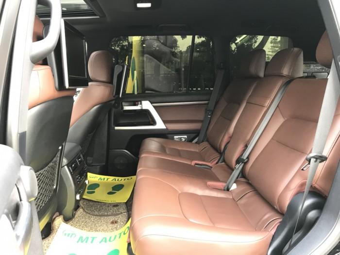 Bán Toyota Land Cruiser 5.7 sản xuất 2015, màu đen, xe nhập Mỹ 17