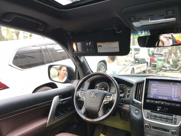 Bán Toyota Land Cruiser 5.7 sản xuất 2015, màu đen, xe nhập Mỹ 15