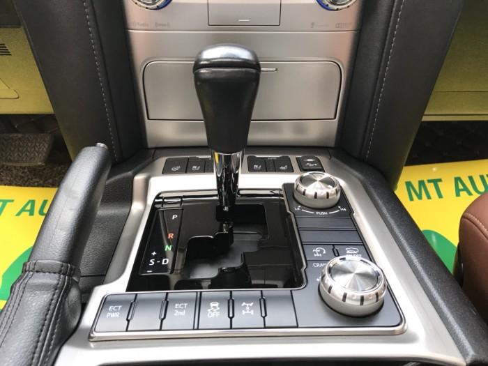 Bán Toyota Land Cruiser 5.7 sản xuất 2015, màu đen, xe nhập Mỹ 6