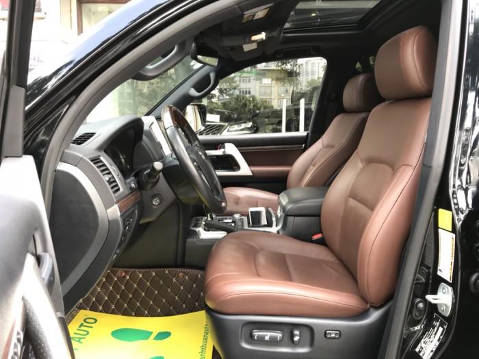 Bán Toyota Land Cruiser 5.7 sản xuất 2015, màu đen, xe nhập Mỹ 7
