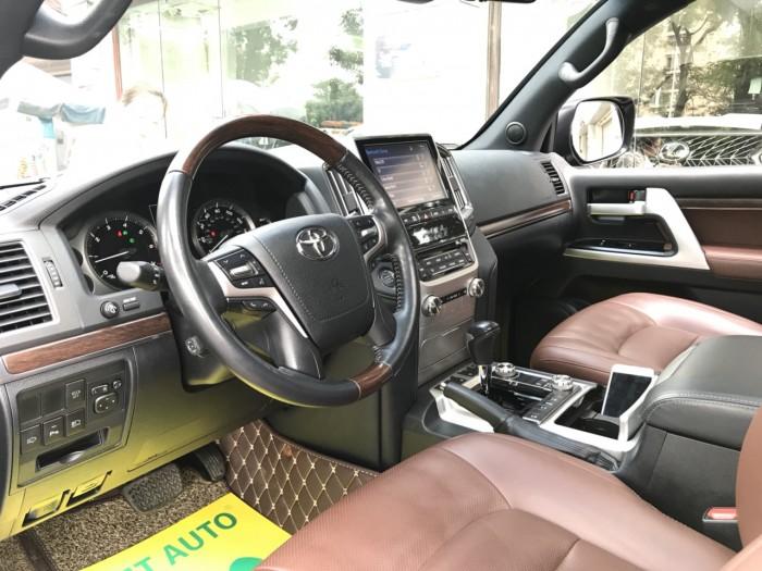 Bán Toyota Land Cruiser 5.7 sản xuất 2015, màu đen, xe nhập Mỹ 11
