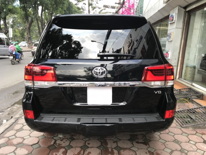 Bán Toyota Land Cruiser 5.7 sản xuất 2015, màu đen, xe nhập Mỹ 12