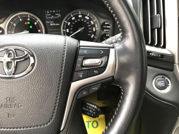 Bán Toyota Land Cruiser 5.7 sản xuất 2015, màu đen, xe nhập Mỹ 2