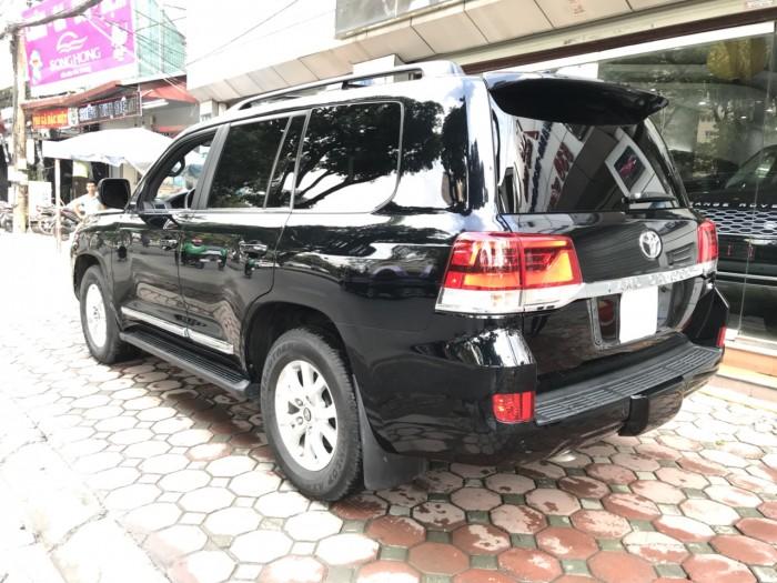 Bán Toyota Land Cruiser 5.7 sản xuất 2015, màu đen, xe nhập Mỹ 0