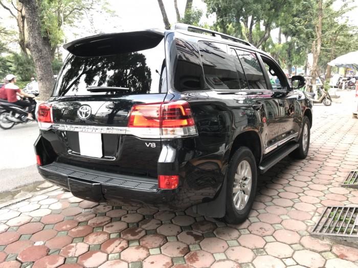 Bán Toyota Land Cruiser 5.7 sản xuất 2015, màu đen, xe nhập Mỹ 3