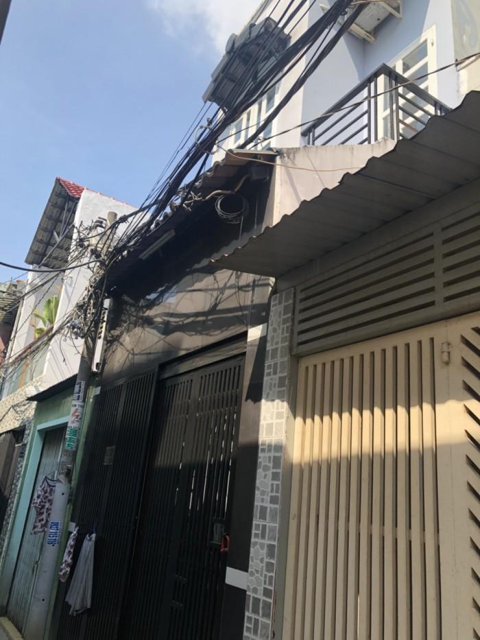 Tôi cần bán nhà hẻm 861 Trần Xuân Soạn, phường Tân Hưng, quận 7, dt 3x11m. Giá: 2.8 tỷ