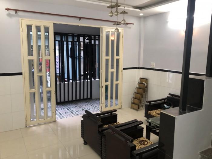 Cần bán nhanh nhà hẻm 861 Trần Xuân Soạn, phường Tân Hưng Quận 7, dt 4.3x10m. Giá: 3.1 tỷ