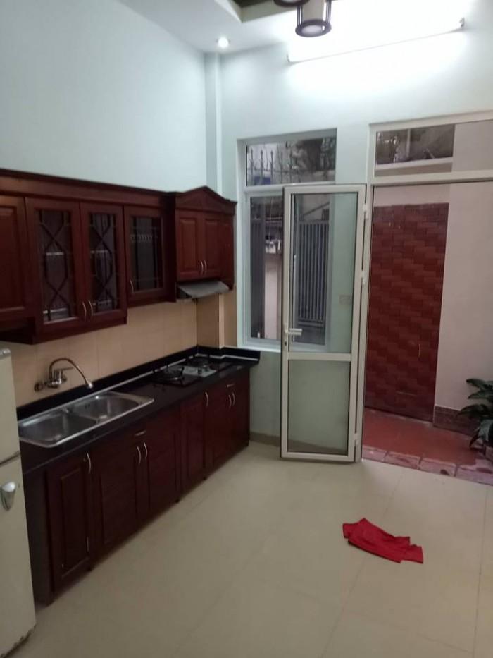 Chủ bán gấp nhà Kim Mã 47m2 x 4 tầng, MT3.5, Ba Đình.